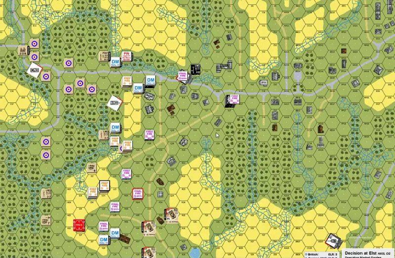 Advanced Squad Leader - Decision at Elst CG