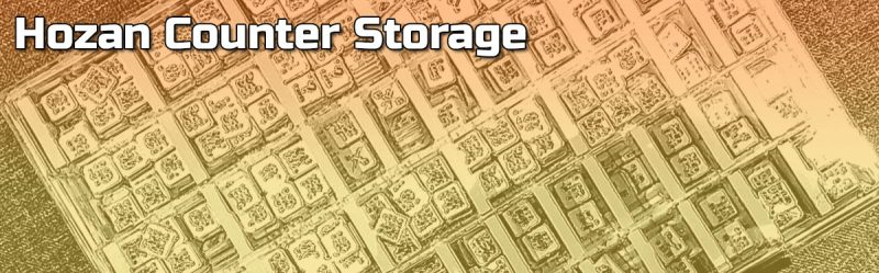Advanced Squad Leader – Hozan Counter Storage