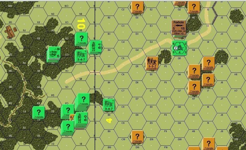 Advanced Squad Leader AAR - Ambush! (28)