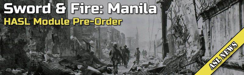 Sword & Fire: Manila