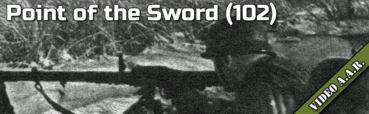 Advanced Squad Leader AAR - Point of the Sword (102)