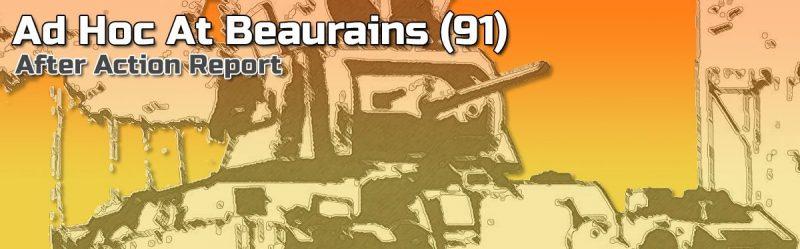 ASL AAR: Ad Hoc At Beaurains (91)