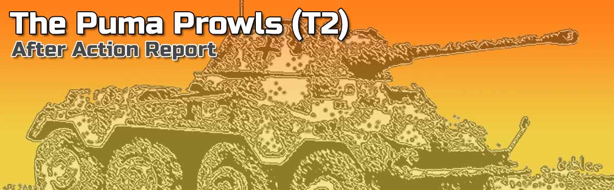 ASL AAR: The Puma Prowls (T2)