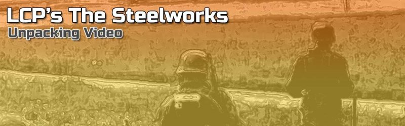 Lone Canuck Publishing's The Steelworks Unpacking