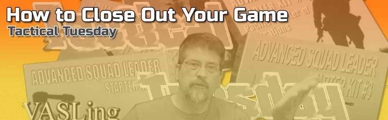 Tactical Tuesday: How to Close Out Your Game