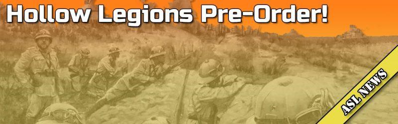 Hollow Legions Pre-Order