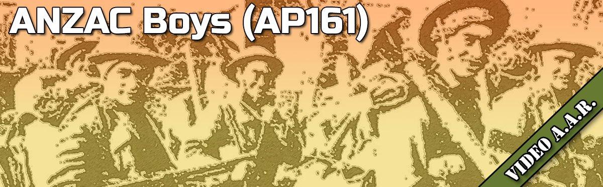 ANZAC Boys (AP161)
