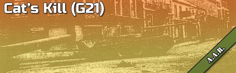 ASL AAR: Cat's Kill (G21)
