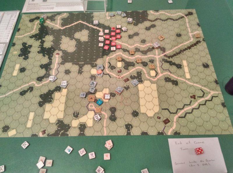 ASL AAR: Counterattack On The Vistula (134)