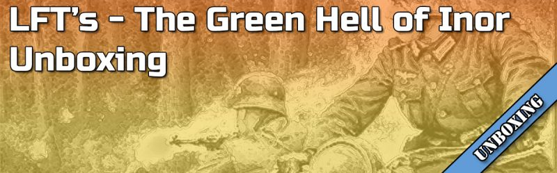 The Green Hell of Inor Unboxing