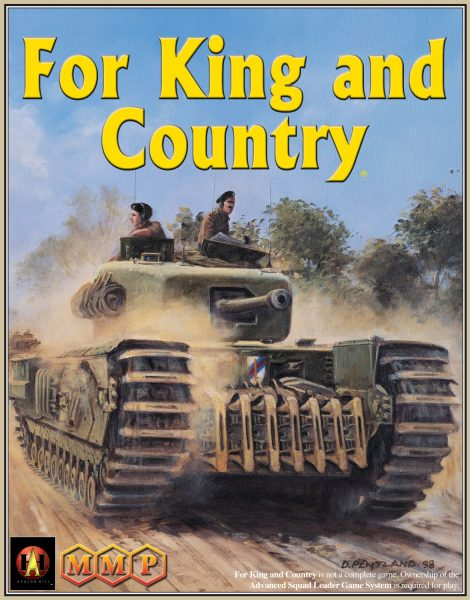For King and Country ASL