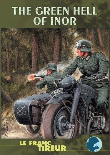 The Green Hell of Inor Cover